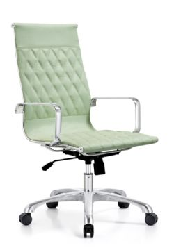 Woodstock Annie High Back Chair EcoLeather